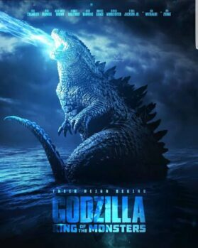 Download Godzilla: King of the Monsters (2019) (Dual Audio) Blu-Ray Movie In 480p [400 MB] | 720p [1.2 GB] | 1080p [2.6 GB]